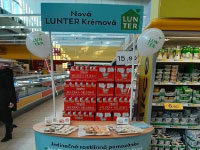 Promo House for Lunter even in Czech Republic